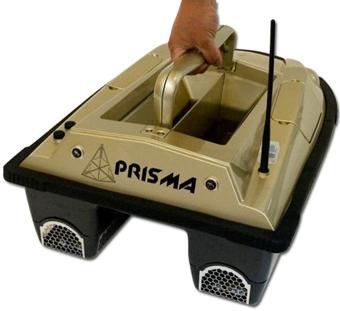 797fe7127 Zavážacia loďka Prisma + sonar + GPS + moskyto dáždnik   OKfish.sk ...