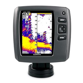 Sonar GARMIN Echo 550C