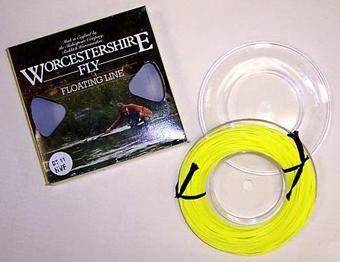 Muškárska šnúra SHAKESPEARE Worcestershire Fly