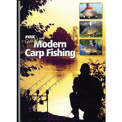 Kniha- FOX Guide to Modern Carp Fishing