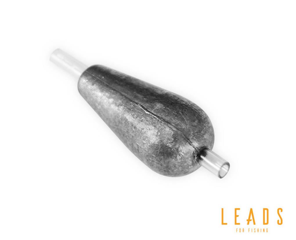 Olovko DELPHIN Leads hruška s bužírkou