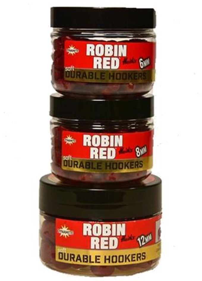 Dynamite Baits Durable Hookers Robin Red