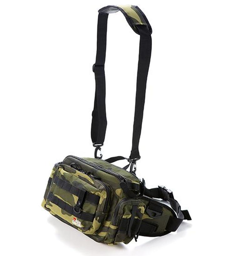 Taška ABU GARCIA Hip Bag Large 2 Camo