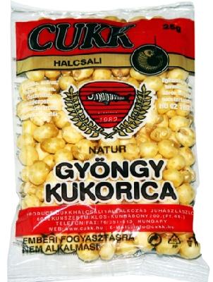 Fúkaná kukurica CUKK