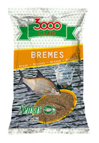 Krmivo SENSAS 3000 CLUB BREMES
