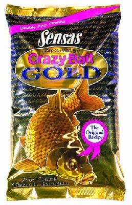 Krmivo SENSAS Crazy Bait Gold