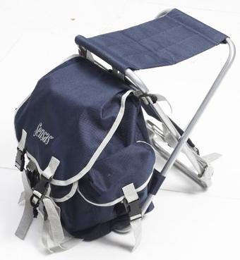 Stolička SENSAS s batohom
