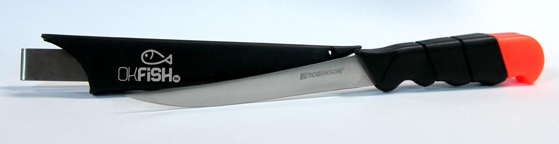 Filetovací nôž ROBINSON