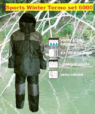 a0ac4bfe4e0f1 Oblečenie Sports Winter Termo Set 6000 | OKfish.sk, rybárske potreby