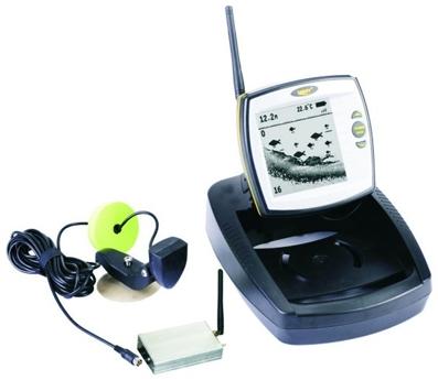 Bezdrôtový sonar pre zavážacie loďky 300m