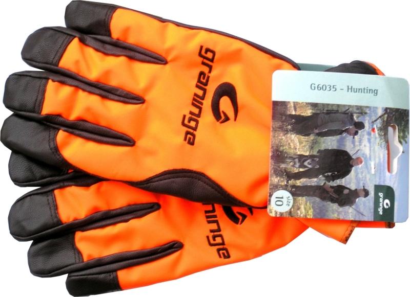 b06f78742 Poľovnícke kožené rukavice HUNTING G6035   OKfish.sk, rybárske potreby