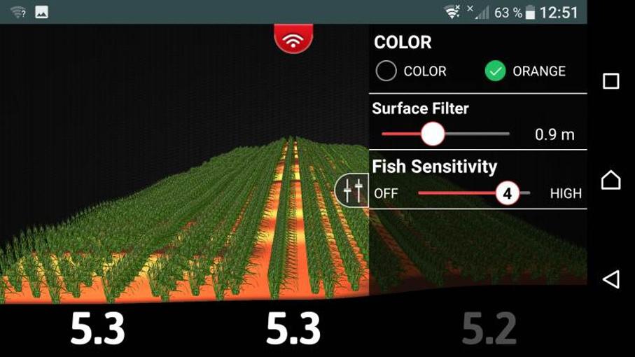 a4c552484 Obrázok 2 k Nahadzovací sonar LOWRANCE FishHunter 3D ...