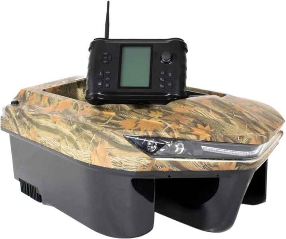 Zavážacia loďka Prisma XL + sonar + GPS