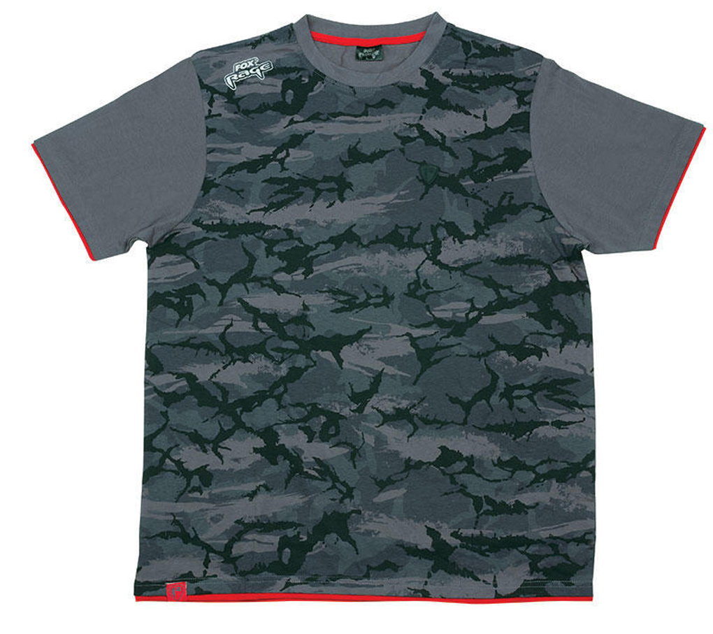 Tričko FOX Rage Camo T-Shirt