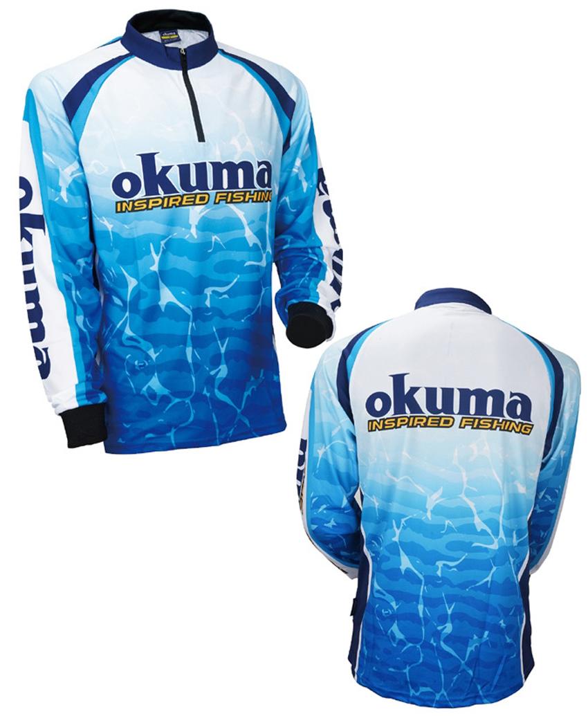 Tričko OKUMA Tournament Shirt