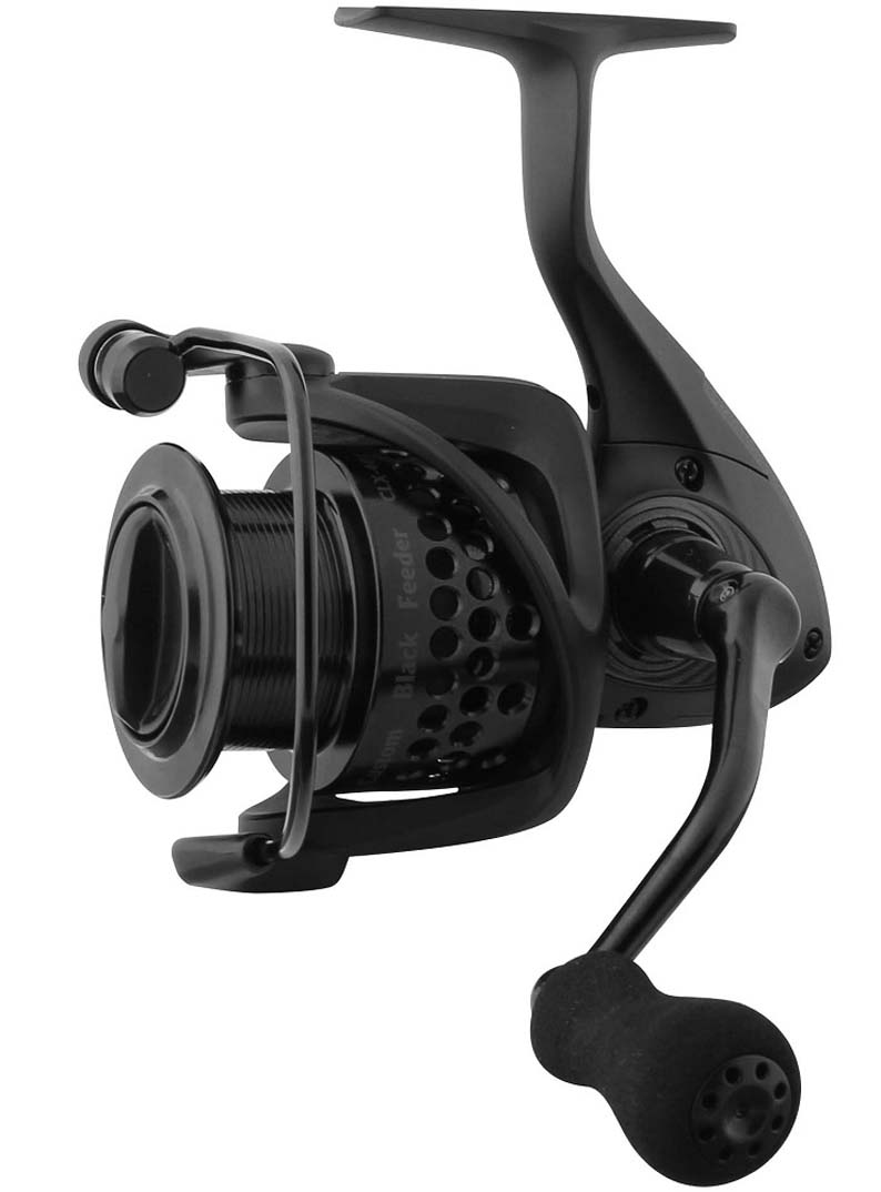 Navijak OKUMA Custom Black Feeder CLXF 55 F