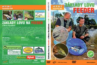 DVD - ZÁKLADY LOVU NA FEEDER