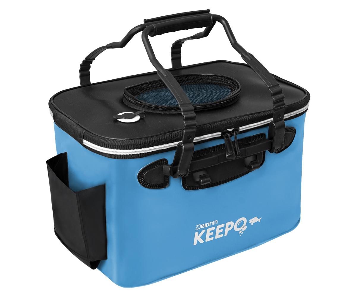 Gumená taška DELPHIN Keepo
