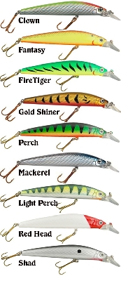 Wobler SPRO LONG MINNOW