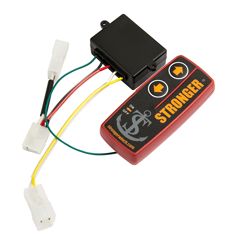 Rádiový modul STRONGER Wireless Remote Control