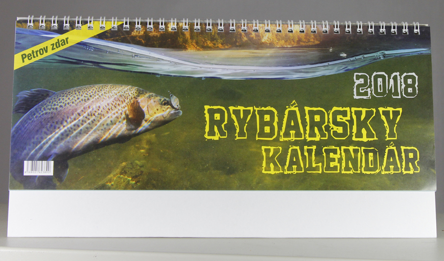 rybarsky kalendar Rybársky kalendár 2018 | OKfish.sk, rybárske potreby rybarsky kalendar
