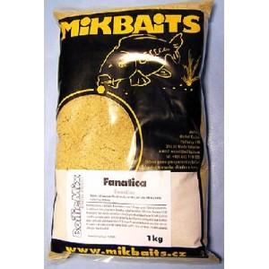 Suchá zmes MIKBAITS Boilie Mix Fanatica