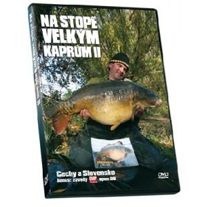 DVD - Po stopách veľkých kaprov 2