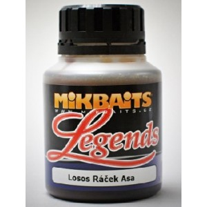 Booster MIKBAITS Legends