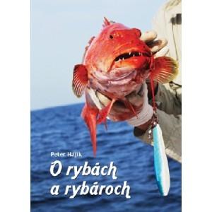 Kniha - O rybách a rybároch