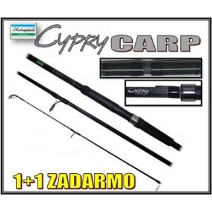 1 + 1 = prút SHAKESPEARE Cypry Carp 3,60m/ 3lb
