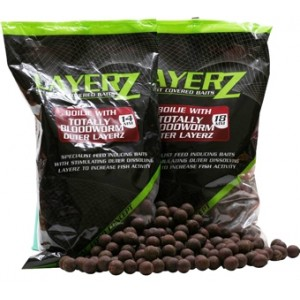 Boilies StarBAITS LAYERZ Bloodworm