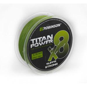Šnúra ROBINSON Titan Power X8