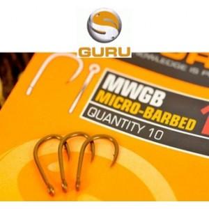 Háčiky GURU MWG B s protihrotom