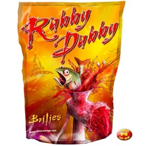 Boilie QUANTUM Radical Rubby Dubby