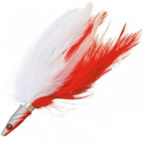 Návnada QUANTUM Feather Head TR