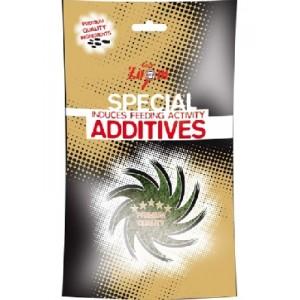 Zmes CarpZoom Special Additives Black Halibut Crush