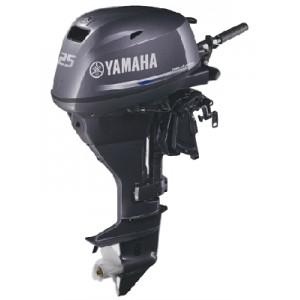 Benzínový motor YAMAHA F 15/ 20/ 25