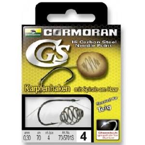 Naviazané háčiky CORMORAN CGS s krmítkom