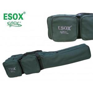 Puzdro ESOX  DE LUXE 3-komorové