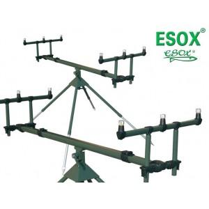 SET = Stojan ESOX TriPod AL2013 + lampa CARPEX