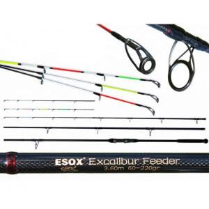 Prút ESOX Excalibur Feeder