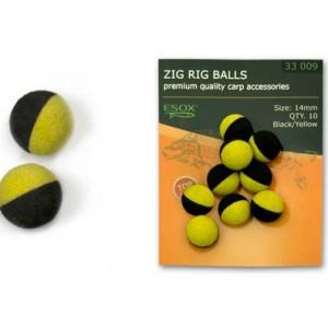 Nástraha ESOX Zig Rig Balls
