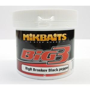 Cesto MIKBAITS Legends BigB Broskyňa Black Pepper