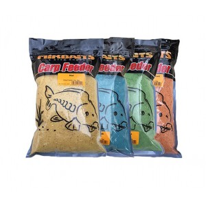 Krmivo MIKBAITS Carp Feeder Mix