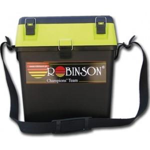 Odkladací kufrík ROBINSON aj na sedenie