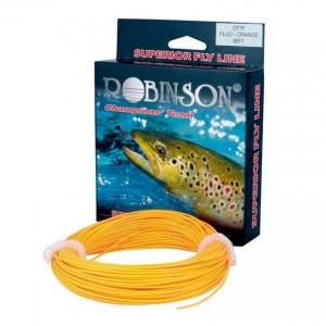 Muškárska šnúra ROBINSON DT7F Fluo Orange