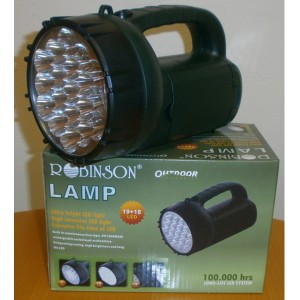 Multifunkčná lampa ROBINSON
