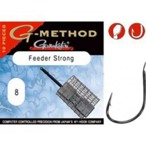 Háčiky Gamakatsu G-Method Feeder Strong