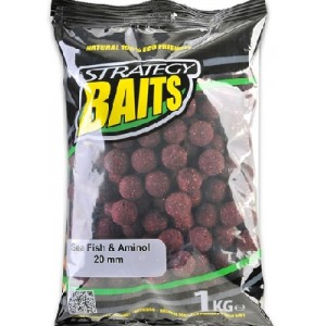 Boilie STRATEGY Baits Sea Fish & Aminol