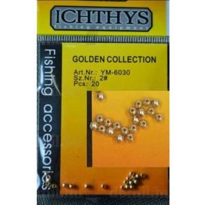 Zlaté hlavičky ICHTHYS Golden Collection